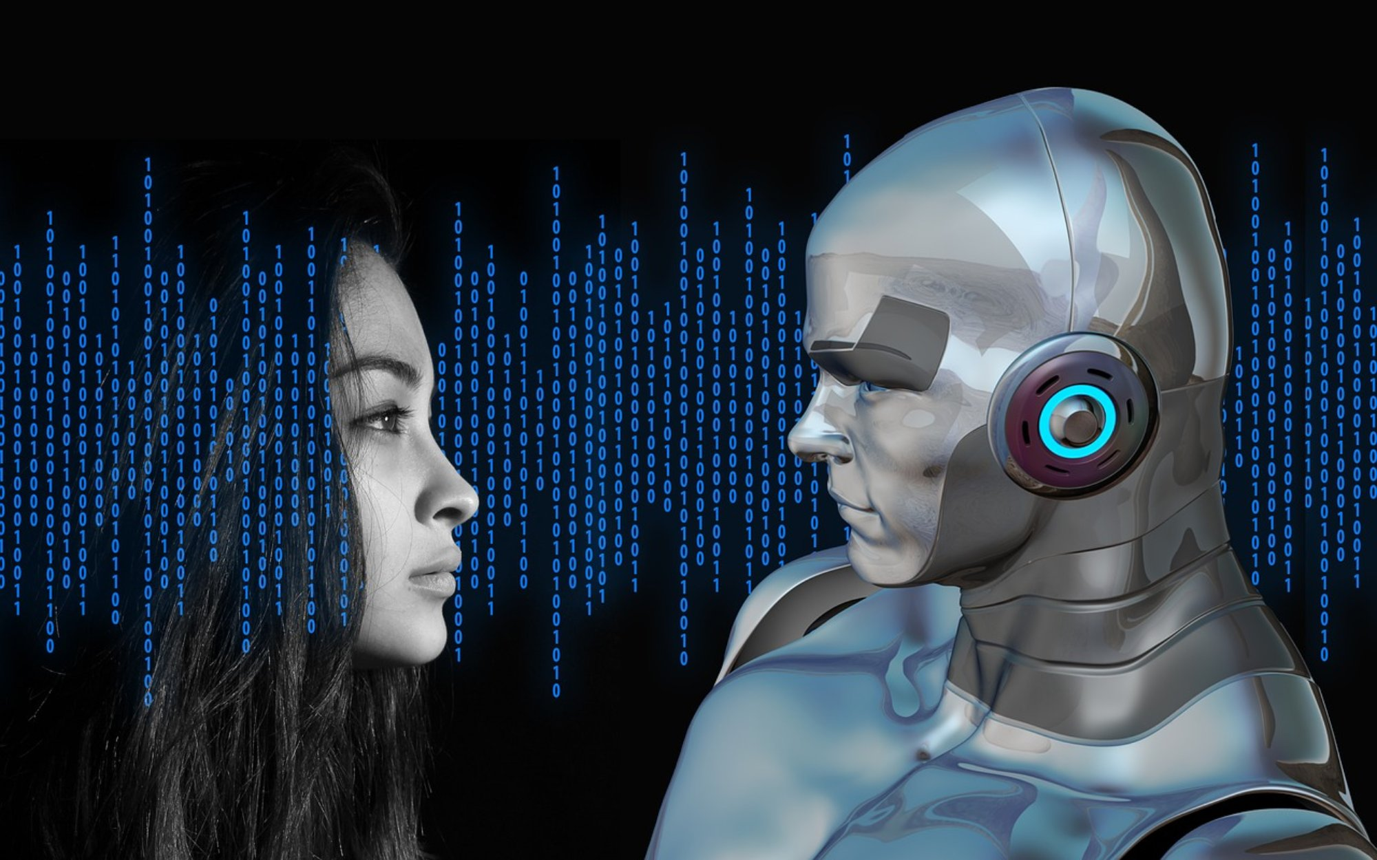 It's questionable to think artificial intelligence can match the human touch.