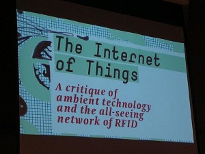 Is the Internet of Things too all-seing and all-knowing?