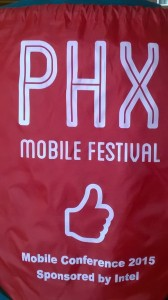 Banner for the Phoenix Mobile Festival