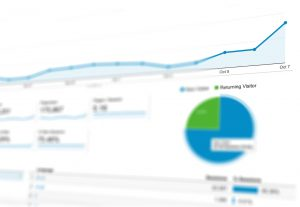 Don't fear weird-looking Google Analytics.